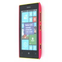 Hard case Nokia Lumia 520 roze