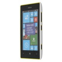 Silicon TPU case Nokia Lumia 520 wit