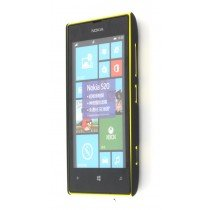 Hard case Nokia Lumia 520 zwart