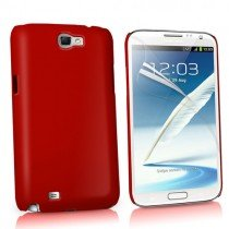 Hard case Samsung Galaxy Note 2 N7100 rood