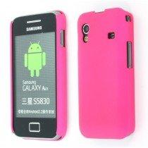 Hard case Samsung Galaxy Ace S5830 / S5830i roze