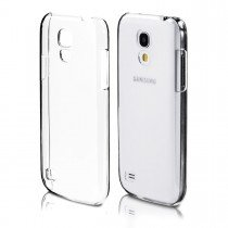 Hard case Samsung Galaxy S4 Mini i9195 transparant