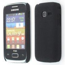 Hard case Samsung Galaxy Y DuoS S6102 zwart
