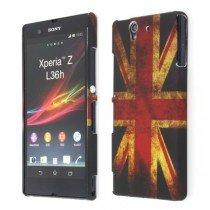 Hard case Sony Xperia Z UK vlag