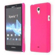 Hard case Sony Xperia T roze