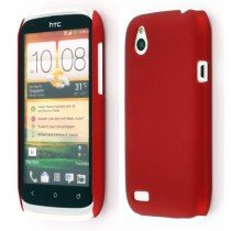 Hard case HTC Desire X rood