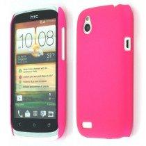 Hard case HTC Desire X roze
