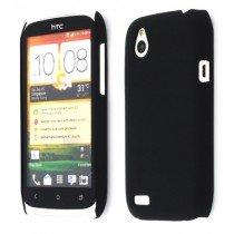 Hard case HTC Desire X zwart