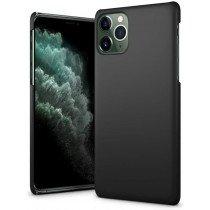 Hoesje Apple iPhone 11 Pro Max hard case - mat zwart