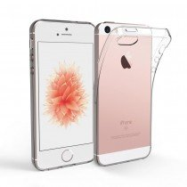 Hoesje Apple iPhone 5/5S Flexi bumper - 0,3mm - doorzichtig