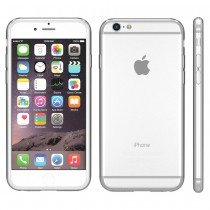Hoesje Apple iPhone 6 Flexi bumper - 0,3mm - doorzichtig