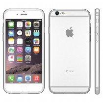 Hoesje Apple iPhone 6S Flexi bumper - 0,3mm - doorzichtig