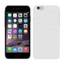 Hoesje Apple iPhone 6S Plus hard case wit