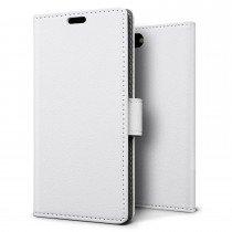 Hoesje Apple iPhone 7 flip wallet wit