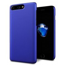 Hoesje Apple iPhone 7 Plus hard case blauw
