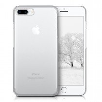 Hoesje Apple iPhone 7 Plus hard case transparant