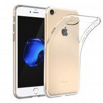 Hoesje Apple iPhone 8 Flexi bumper - 0,3mm - doorzichtig