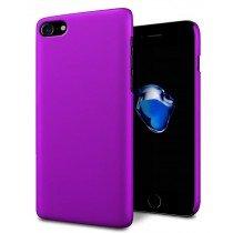 Hoesje Apple iPhone 8 hard case paars