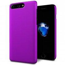 Hoesje Apple iPhone 8 Plus hard case paars