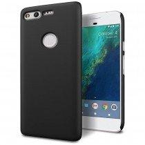 Hoesje Google Pixel XL hard case zwart
