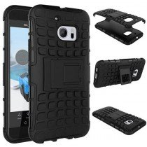 Hoesje HTC 10 ballistic case zwart