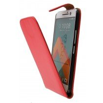 Hoesje HTC 10 flip case rood