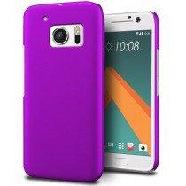 Hoesje HTC 10 hard case paars