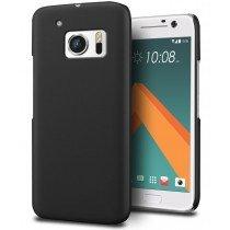 Hoesje HTC 10 hard case zwart