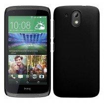 Hoesje HTC Desire 526 hard case zwart