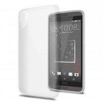 Hoesje HTC Desire 530 flexi bumper - 0,3mm - doorzichtig