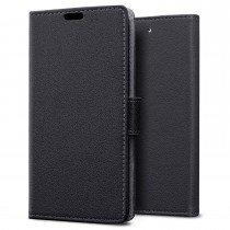 Hoesje HTC Desire 530 flip wallet zwart
