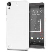Hoesje HTC Desire 630 hard case wit