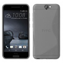 Hoesje HTC One A9 TPU case transparant