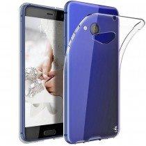 Hoesje HTC U Play Flexi bumper - 0,3mm - doorzichtig