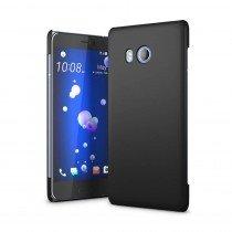Hoesje HTC U11 hard case zwart