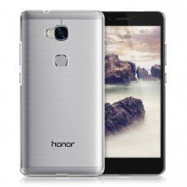 Hoesje Huawei Honor 5X hard case transparant