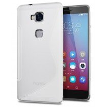 Hoesje Huawei Honor 5X TPU case transparant
