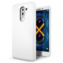 Hoesje Huawei Honor 6X hard case wit