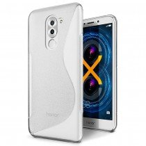 Hoesje Huawei Honor 6X TPU case transparant