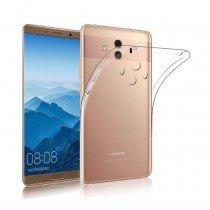 Hoesje Huawei Mate 10 Flexi bumper - 0,3mm - doorzichtig