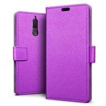 Hoesje Huawei Mate 10 Lite flip wallet paars