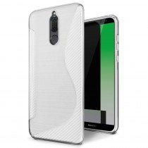Hoesje Huawei Mate 10 Lite TPU case transparant