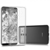 Hoesje Huawei Mate 10 Pro hard case transparant