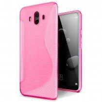 Hoesje Huawei Mate 10 TPU case roze