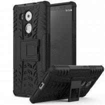 Hoesje Huawei Mate 8 ballistic case zwart