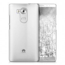 Hoesje Huawei Mate 8 hard case transparant