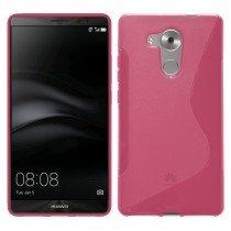 Hoesje Huawei Mate 8 TPU case roze