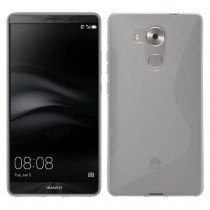 Hoesje Huawei Mate 8 TPU case transparant