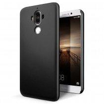Hoesje Huawei Mate 9 hard case zwart