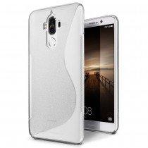 Hoesje Huawei Mate 9 TPU case transparant